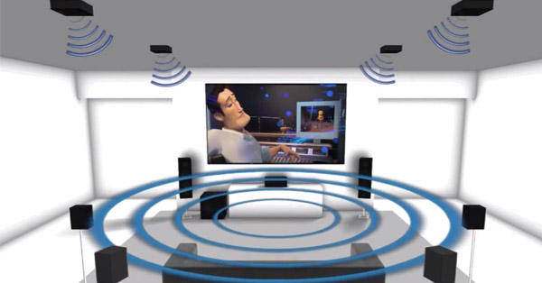 Home - Home Theater - Dolby
